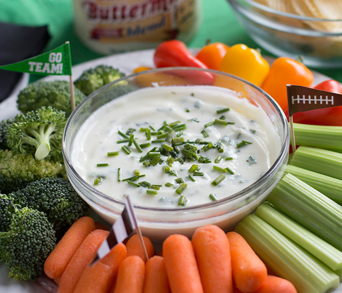 recipe-Buttermilk Chive Dip