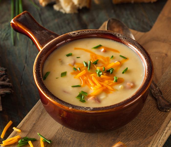 recipe-Cheese Soup