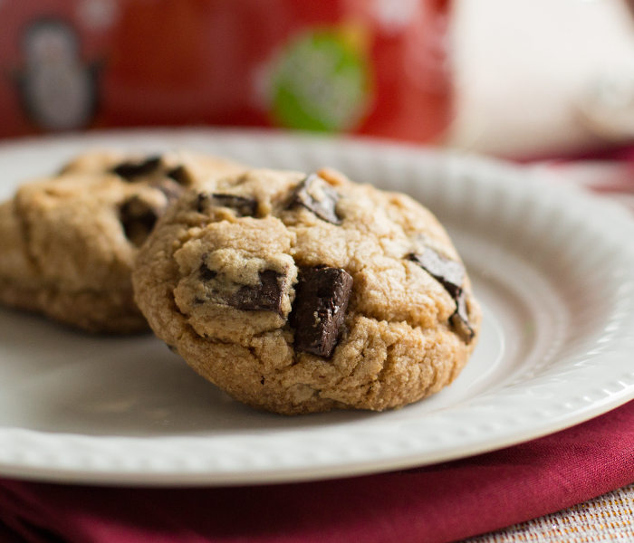 recipe-chocolate cookies
