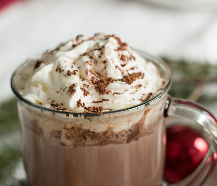 Quick One-Cup Hot Chocolate